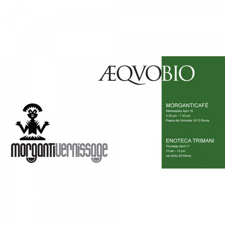 Caffè Morganti introduces new AEQUOBIO blend