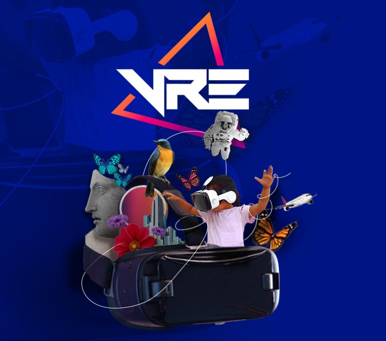 Dal 5 al 9 novembre tutti al VRE, il festival delle tecnologie immersive!
