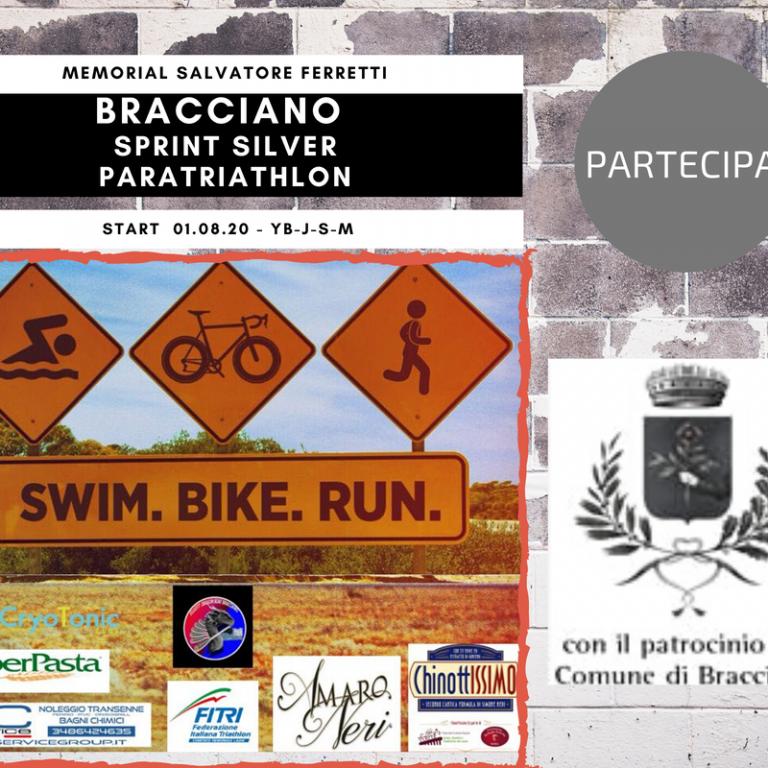 Caffè Morganti partner ufficiale della Triathlon Sprint Silver Start