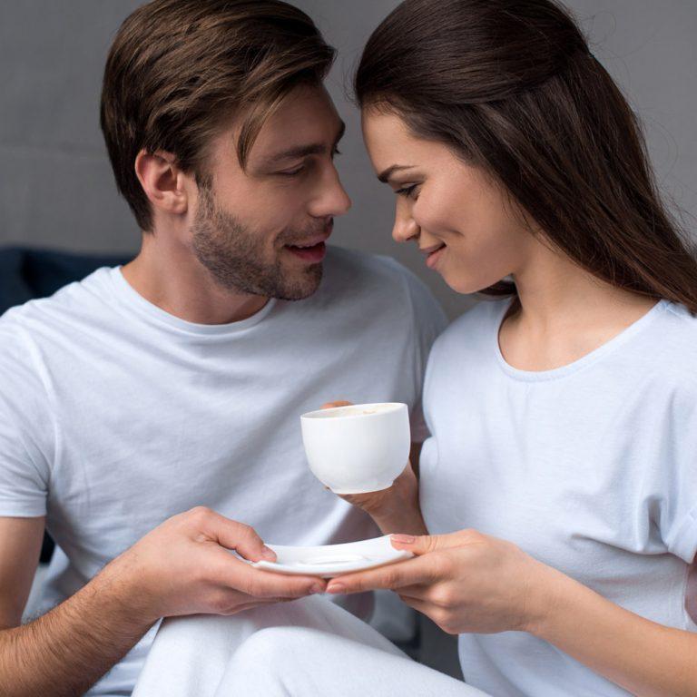 Sesso e caffè: la coppia perfetta per la coppia